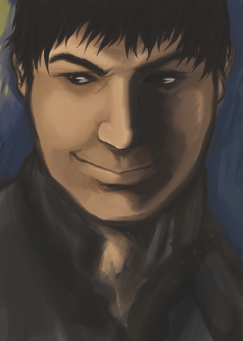 Old WIP I gonna restart working on.Hey Mr. Random, why so Bruce Wayne? Well, I guess I tweak it a bit to make him Bruce.