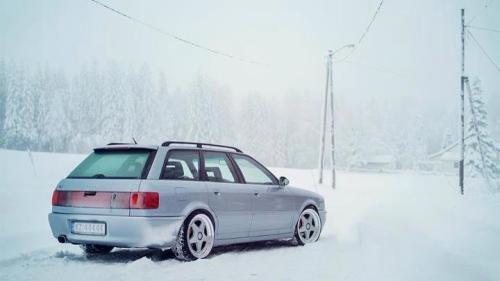 Audi Family Car