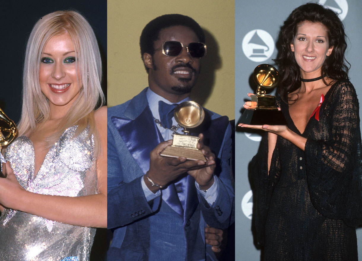 Photos of GRAMMY winners who won awards before they turned 25