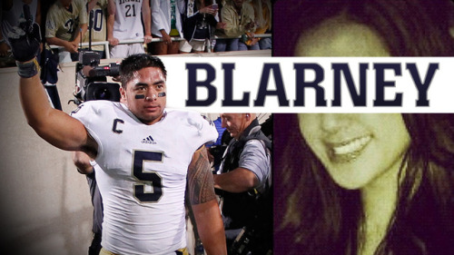 Top-12 Turns in Te'o's Relationship with Girlfriend, #1 is STUNNING - ad http://bit.ly/Z8r42b