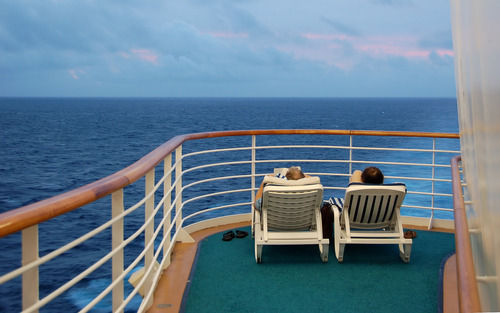 WOULD YOU EVER GO ON A CRUISE?by Stephanie Spitler http://bit.ly/ZosrKi
