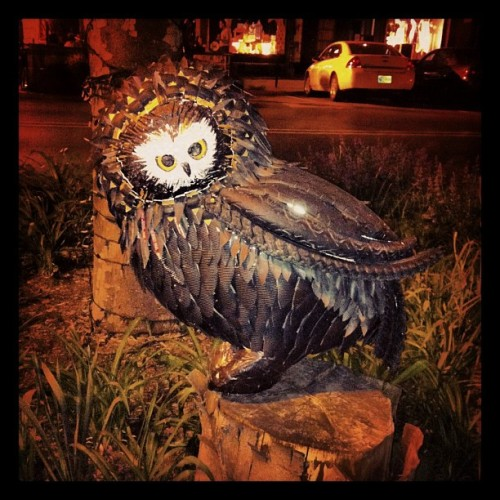 an-owl-made-of-tired-along-mass-ave-indysphere