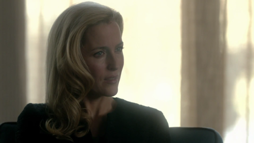 Gillian Anderson is Bedelia DuMaurier in Hannibal