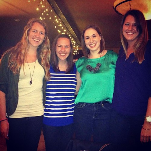 Such a fun night with these lovely ladies #winetasting #bestfriends