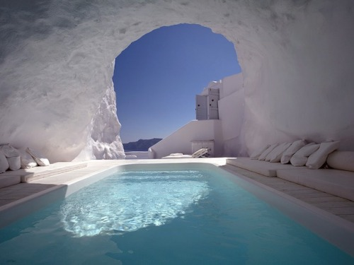 Design You Trust - Katikies Hotels in Santorini, Greece