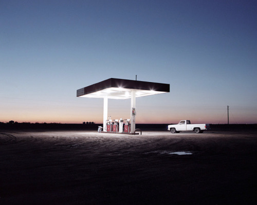 "xHeartland by Bryan Schumaat ""Taken primarily in the central United States, Heartland is a series that explores the physical and social landscape of America's small towns and vast rural expanses. Although most of these photographs concentrate on topography devoid of human beings, the cultural presence of those who inhabit these lands is conveyed in images of where they live, work, eat and pray."""