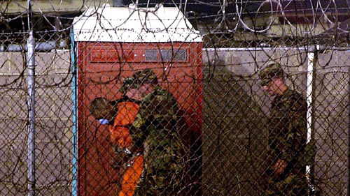 "Guantanamo detainees' hunger strike enters third monthApril 13, 2013 A hunger strike by detainees at the U.S. naval base in Guantanamo Bay, Cuba, has entered its third month. The Department of Defense said 43 detainees were striking, and 11 were being fed forcibly through a tube inserted through the nose to the stomach. Lawyers for the detainees say the number of hunger strikers is much higher. The Department of Defense classifies hunger strikers as those, who have missed nine consecutive meals, and says the forced-feedings are not part of a policy specific to Guantanamo detainees, but are part of the Federal Bureau of Prisons guidelines. Cori Crider, the lawyer who represents, Samir Moqbel, a Yemeni detainee, who has joined the hunger strike, says she recently talked to her client. Crider described how Moqbel was forcibly fed. ""They chained his arms to the bed, chained his legs to the bed. He was left like that, he said, for 26 hours. He was not allowed to use the restroom; they just put a catheter in. They didn't allow him to pray and while he was chained to the bed they forcibly fed him."" While the strike began as a protest against the way the guards searched copies of the Quran inside the detainees' cells, it has transformed into a bigger protest, the lawyer adds. ""Now it's about eleven years of indefinite detention, two administrations, one of which claimed it was going to close this prison within a year. I think these people are just trying to remind the world, 'hey we're still here, half of us are cleared. Please, please demand that the United States do something about this.'"" Crider says her client discussed an attempted suicide by another one of the detainees, howqever, U.S. authorities denied the incident. U.S. Army Captain Jason Wright, who represents Obaydallah, an Afghan detainee, who is also a hunger striker, visited his client recently and says Obaydallah has lost over 40 pounds. ""Obaydallah described the detention camp as a village decimated by an attack. The detainees are weak, the don't move, they have no energy and everyone has the face of death and despair."" Wright says over 50 detainees have been moved from camp six, a communal living facility, to camp five, where there are solitary cells usually reserved for detainees that are deemed to be troublemakers. Full article"
