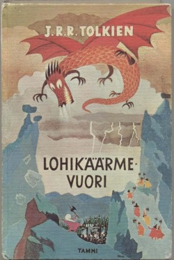 The Hobbit  Cover book by Tove Jansson