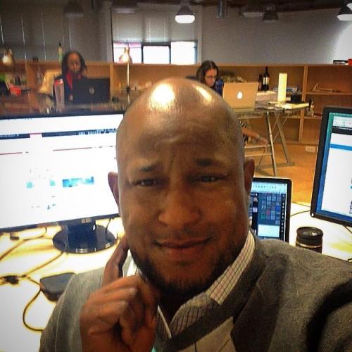 In office. #TWIBselfie #CEOselfie w/ @ebonie_elle @emeps #TWIBnation  (at TWiB! WEST | #TWIBnation)