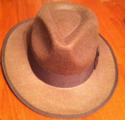 HARRISON FORD'S FEDORA  Ping Location: Tennessee   Attributes: