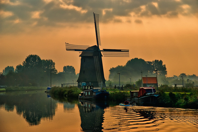 Hoornsche Vaart, Alkmaar by Allard One on Flickr.