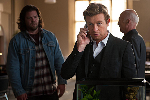 "CLIP: The Mentalist Season 5 Finale ""Red John's Rules"" – Cute Jisbon Moment"