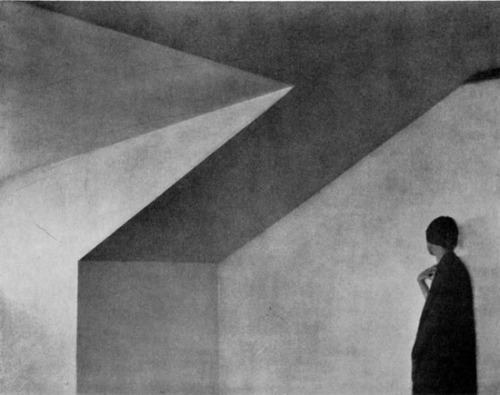 Attic, 1901, Edward Weston
