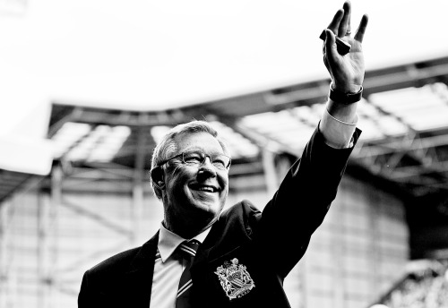Sir Alex Ferguson <3