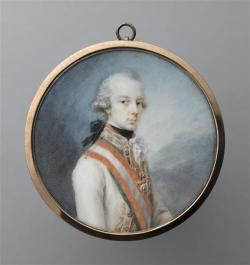 vivelareine:  A portrait of Joseph II by an unknown artist. 18th century. (C) RMN-Grand Palais (domaine de Chantilly) / René-Gabriel Ojéda