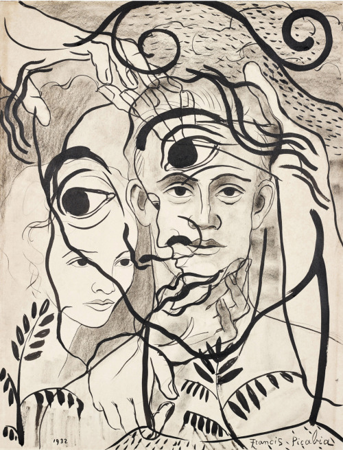 Francis Picabia Untitled, 1932 #Francis Picabia#art