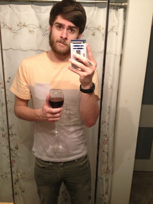 beardsftw:  how-wry-innocence:  Wine and Easter-themed shirts go hand-in-hand.  [[ Follow BeardsFTW! ]]