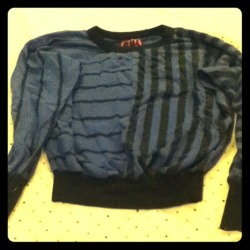 I just added this to my closet on Poshmark: Retro sweater. (http://bit.ly/UD4RFR) #poshmark #fashion #shopping #shopmycloset