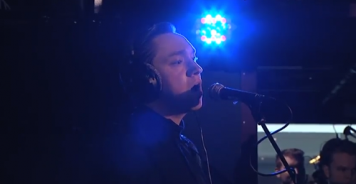 Updated with video of their performance: (via The xx covers 'Last Christmas')