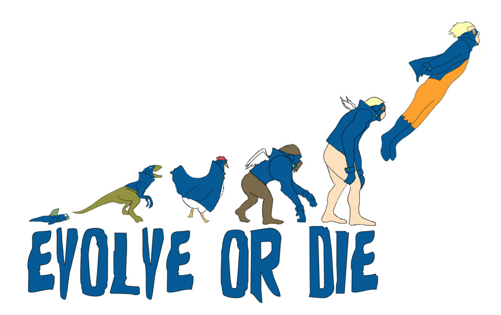 Animal Man: Evolve Or Die