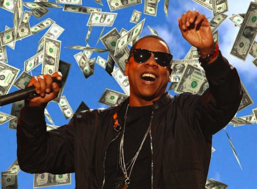 "thefader:  JAY-Z, ""100$ BILL"" THE PLACEMENT OF THE $ IS ANNOYING WOULD YOU AGREE"