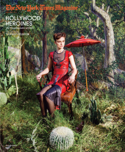 NYT Hollywood Heroines issue