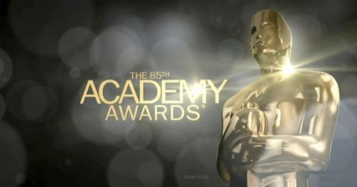 The 85th Academy Awards have just wrapped in Hollywood, and here are the winners for 2013:  Animation – Brave Cinematography – Claudio Miranda - Life of Pi Visual Effects - Life of Pi  Costume design - Anna Karenina Makeup and Hair - Les Miserables Live Action Short - Curfew Supporting Actor – Christoph Waltz Animated Short – Paperman Short Documentary - Inocente Documentary Feature – Searching For Sugarman Foreign Language - Amour Supporting Actress – Anne Hathaway Sound Mixing -  Les Miserables Sound Editing – tied between Zero Dark Thirty and Skyfall Editing - Argo Production Design – Lincoln Governers awards – honorary Oscars go to D.A Pennebaker, George Stevens jr, Hal Needham  Humanitarian Award - Geoffrey Katzenberg Best Score -  Mychael Danna - Life of Pi  Original song – Skyfall - Adele and Paul Epworth Adapted Screenplay - Argo - Chris Terrio Original Screenplay - Quentin Tarantino - Django Unchained Director - Ang Lee - Life of Pi Georffrey katzenberg – humanitarian award Actress - Jennifer Lawrence - Silver Linings Playbook Actor - Daniel Day-Lewis - Lincoln  Film - Argo There you have it, folks! 'Til next year…