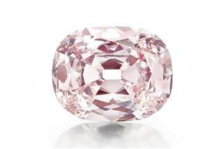 Rare Pink Diamond Sells for $39 Million at Auction