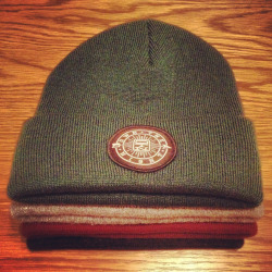 Patch Beanies re-stocked. Green, Grey, Cranberry & Black all available. Order before 15th December for guaranteed Xmas delivery!
