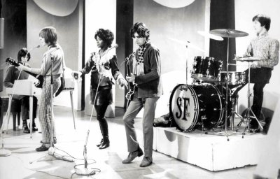 anythingthatsrocknroll:  The Small Faces with PP Arnold