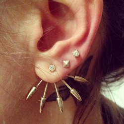 what-do-i-wear:  Pamela Love Earring