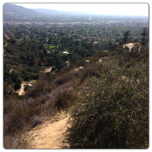 #Hiking #hike #fitness #weekends #Glendale Brandt Park Trail near the house! Hiking date with the wife @lilmrsafano ❤😄😎😅💪