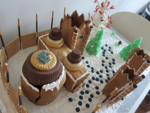 rami4real:  Gingerbread Is Coming To Winterfell