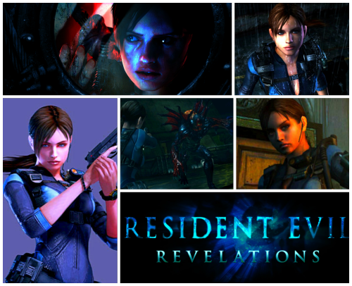 "jillvalentine-bsaa:  ""my name is jill valentine. i serve the bsaa as a counter bio-terror operative. we lost contact with chris. and i've gone into the heart of the storm to find him."" —-jill valentine"