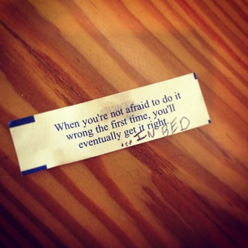 🔮🍪🍶 #fortunecookietellnolies (at The District)