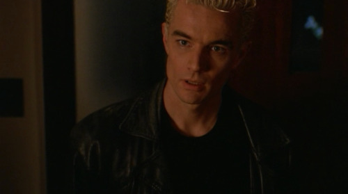 anyone who ever questioned Spike's feelings for Buffy, his stunned silence here says it all