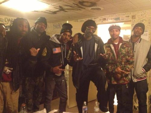itsthediv:  Pac Div x Snoop!  We still out here!