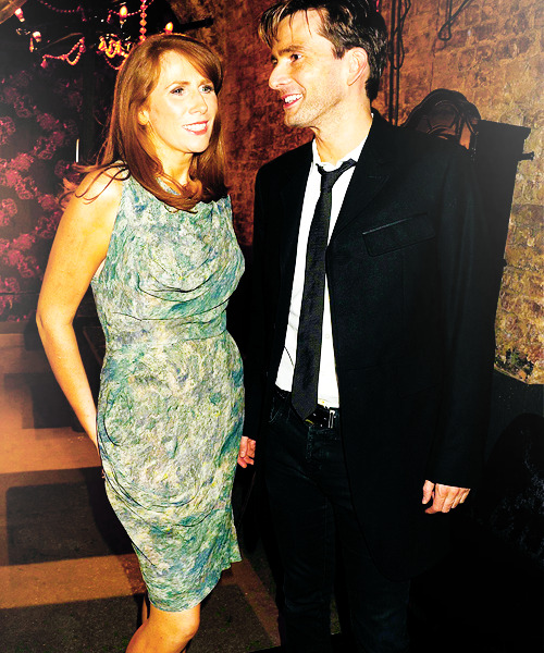 35/50 - Tate + Tennant   She looks sooo good!