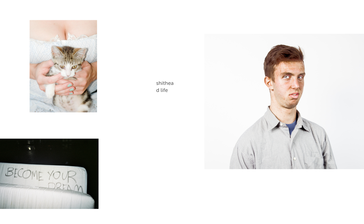 Website Outtakes.