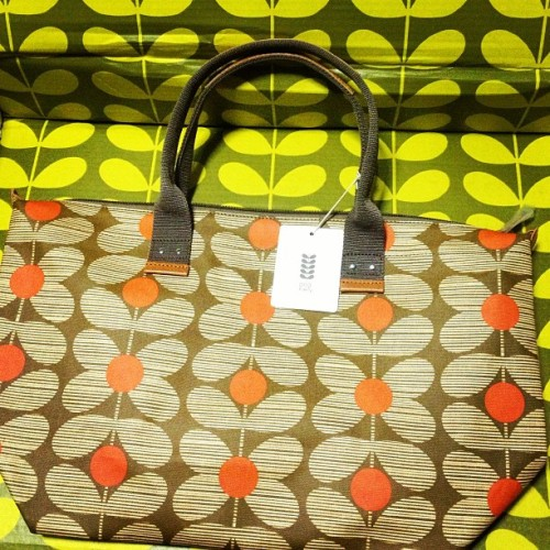 First @orlakiely bag! 😍