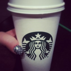 #Starbucks #5am #Manchester #EndOfAGreatNight.