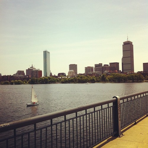 Shippin' up Boston way for a week (!!!) at the end of May and though it's probably possible for me to be more excited, it's highly unlikely.