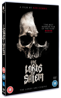 ROB ZOMBIE'S THE LORDS OF SALEM IS OUT NOW. ORDER YOURS TODAY FROM AMAZON.