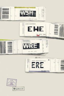 Beautiful. Ogilvy's new campaign for Expedia. Via Richard Dean.