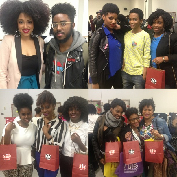 Special thanks to @tarenguy for having us at #LLyourhair today and all the queens that supported K.R.T @a_kidnamed_liya @juss_shakira @mjbtheone @misschris329 @itzgabby_baby @enchanted26 @aahshantee @kahdijah @da_nel_ly and many more. #naturalhair #natural #Naturalhairdaily #queen #Harlem #locs #queensinspirekings #KRT