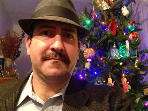 "My Mustache for Kids is getting into the holiday spirit, having raised more than $6,100 for the Kids Care Fund at Children's National Medical Center.   The ""Fundraising-est Stache"" trophy is within reach by Friday, but my fundraising arch-nemesis, Spanky, has been on a tear, so I'm asking for your help… can you pitch in $5, $10, $20 or more for this great cause, or for my not-so-bad mustache? And can you spread the word? http://bit.ly/jacquesmustache2012"