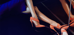 Reflect your chic fashion sense with Narciso Rodriguez's 'Camilla' Suede Pumps.Photo: An Le at The Night Hotel