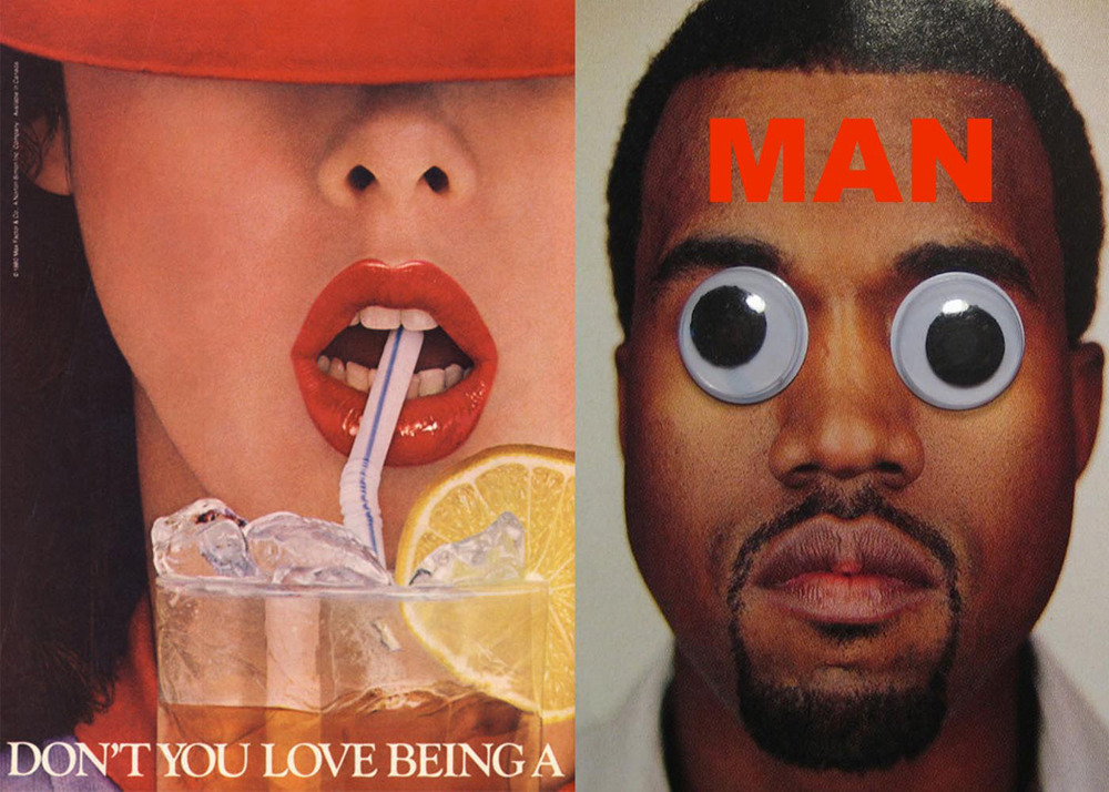 DON'T YOU LOVE BEING A MAN, 2012. Creative direction research/proposal for a new Chinese men's magazine project.
