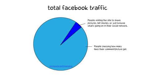 Total Facebook Traffic (via DOGHOUSE)