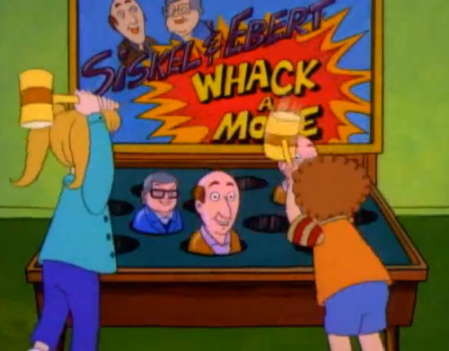 Siskel & Ebert Whack-A-Mole from The Critic